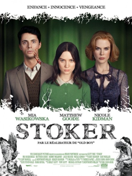 Stoker-affiche