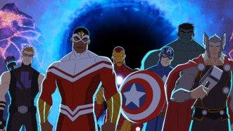 Avengers Rassemblement dès le 28 septembre sur Disney XD