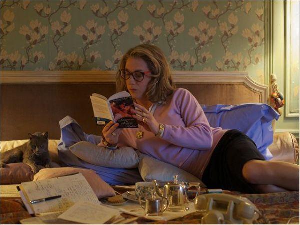 Un peu de lecture, du rimmel et au lit.