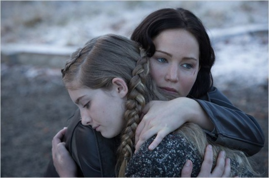 I love you, Prim, but you do realize this is all your fault, right?