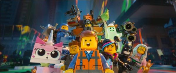 Is EVERYTHING really awesome? Yes, EVERYTHING IS AWESOME!
