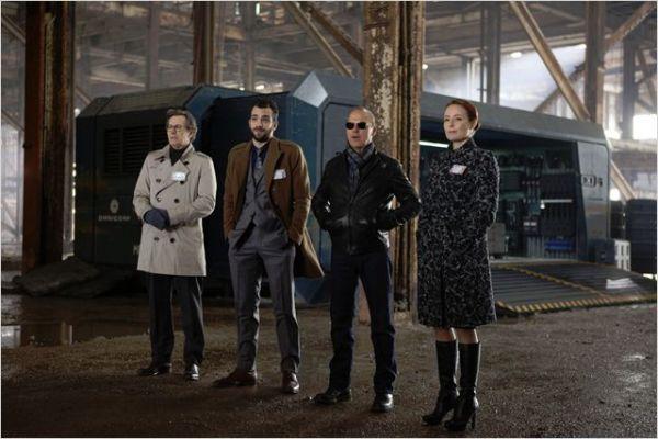The Fantastic Four.