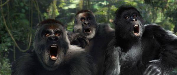 Oops. The 3 wise monkeys look pissed off!
