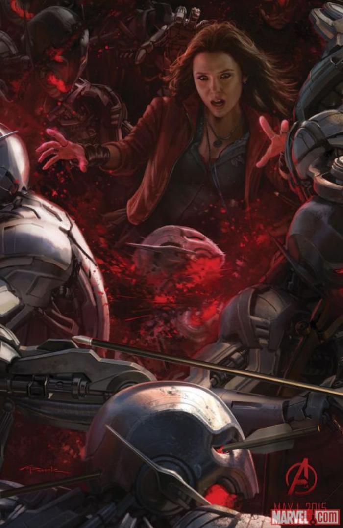 Avengers sorciere rouge