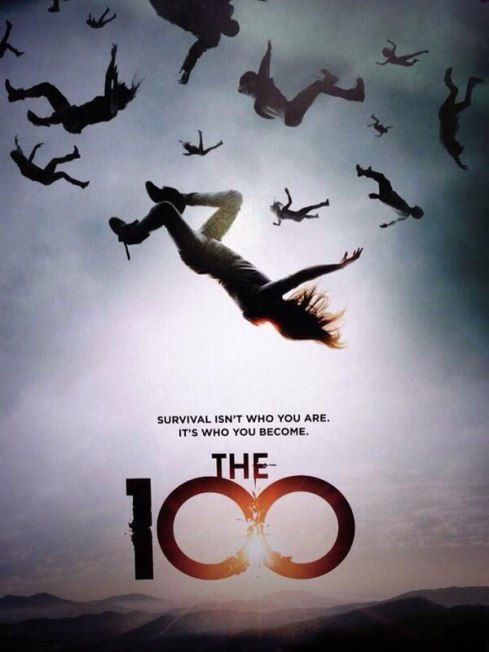 the100affiche