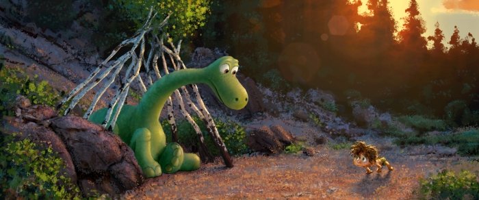 Concept art - Le Voyage d'Arlo  ©2014 Disney•Pixar. All Rights Reserved.