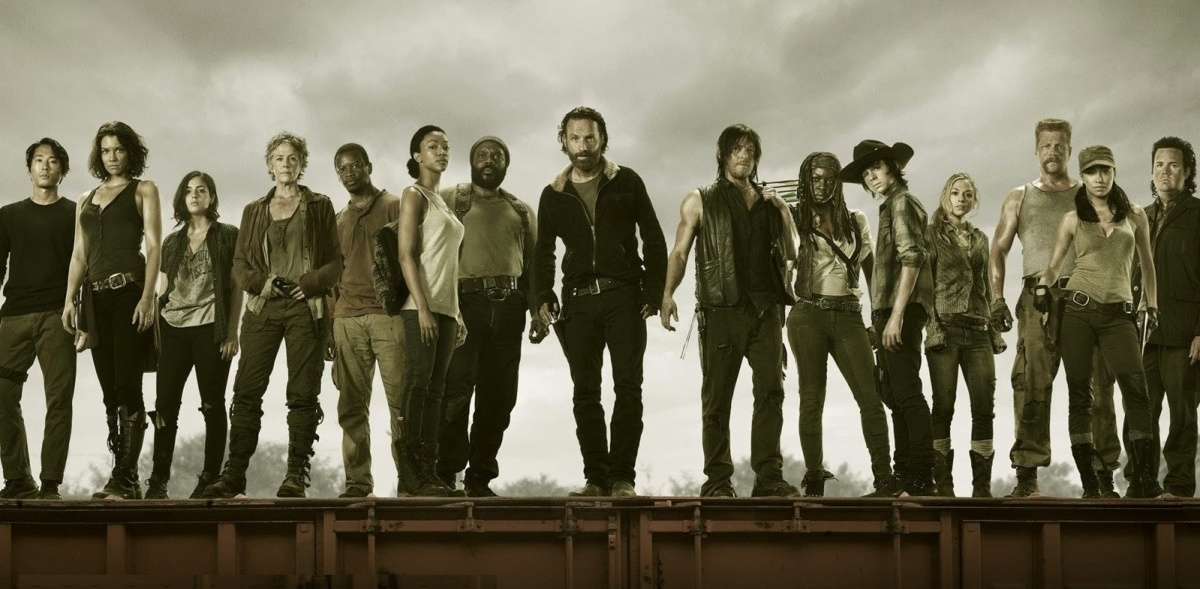[SÉRIE US] Les 5 meilleurs moments de The Walking Dead (Saison 5-6)