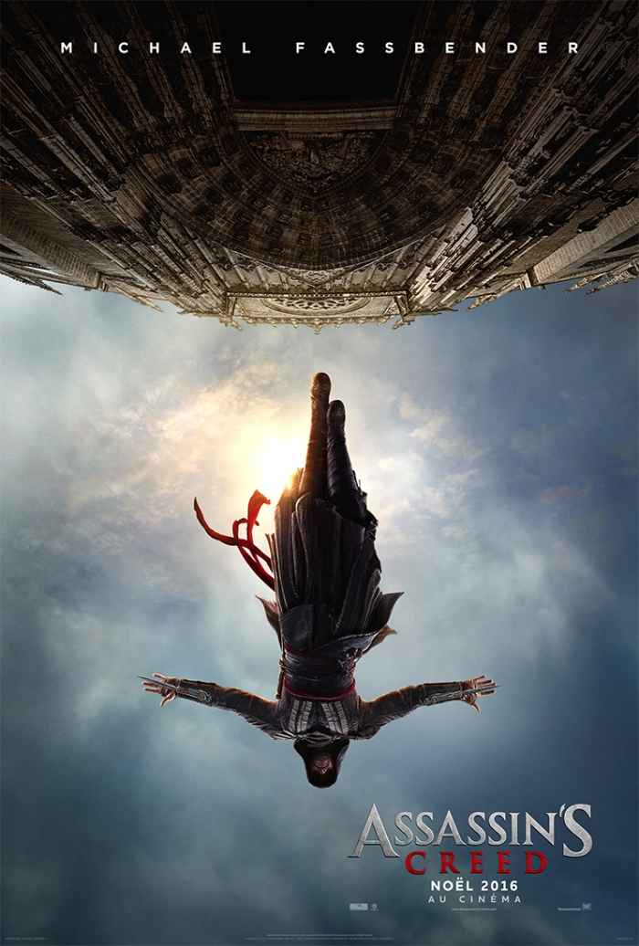 ASSASSIN%27S CREED_L%27affiche teaser