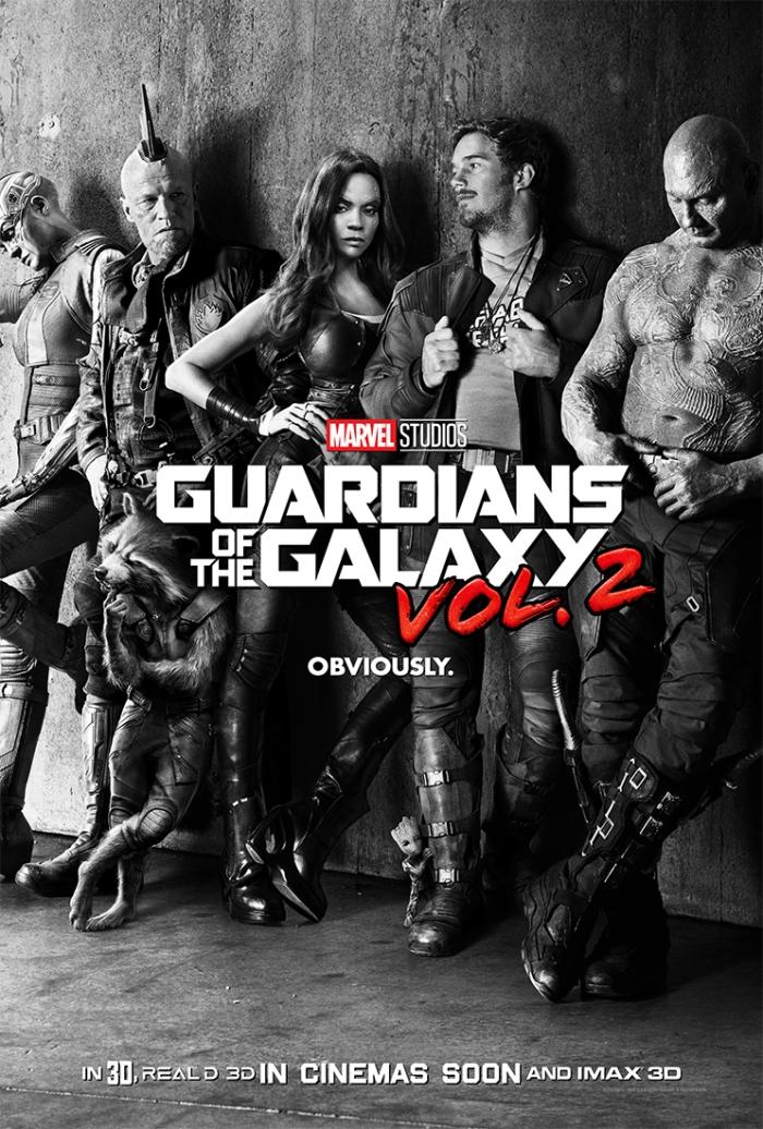 Les Gardiens de la Galaxie Affiche_teaser_vo