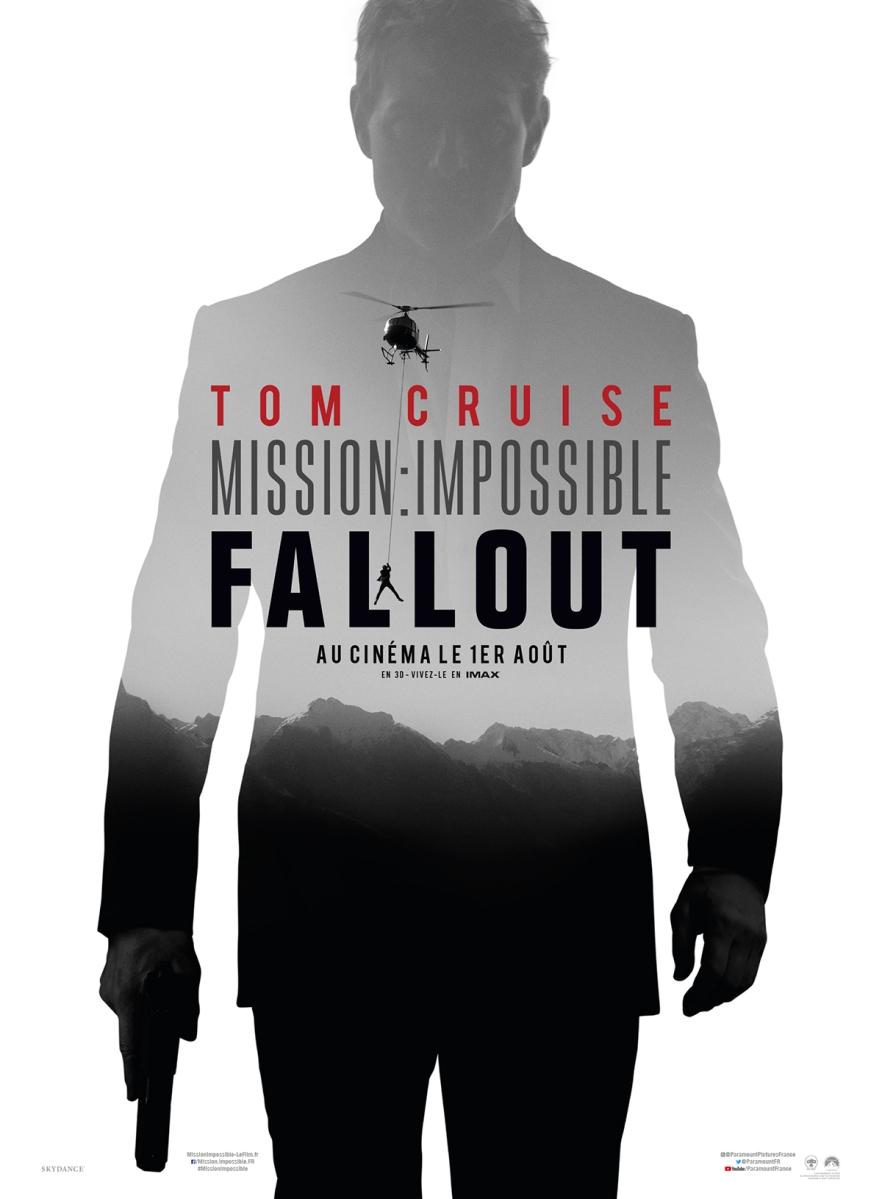 [VIDÉO] Mission: Impossible – Fallout : L'affiche et la bande-annonce