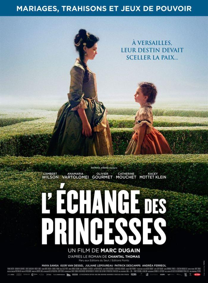 Critique Lchange Des Princesses De Marc Dugain Sortie DvdBr Et
