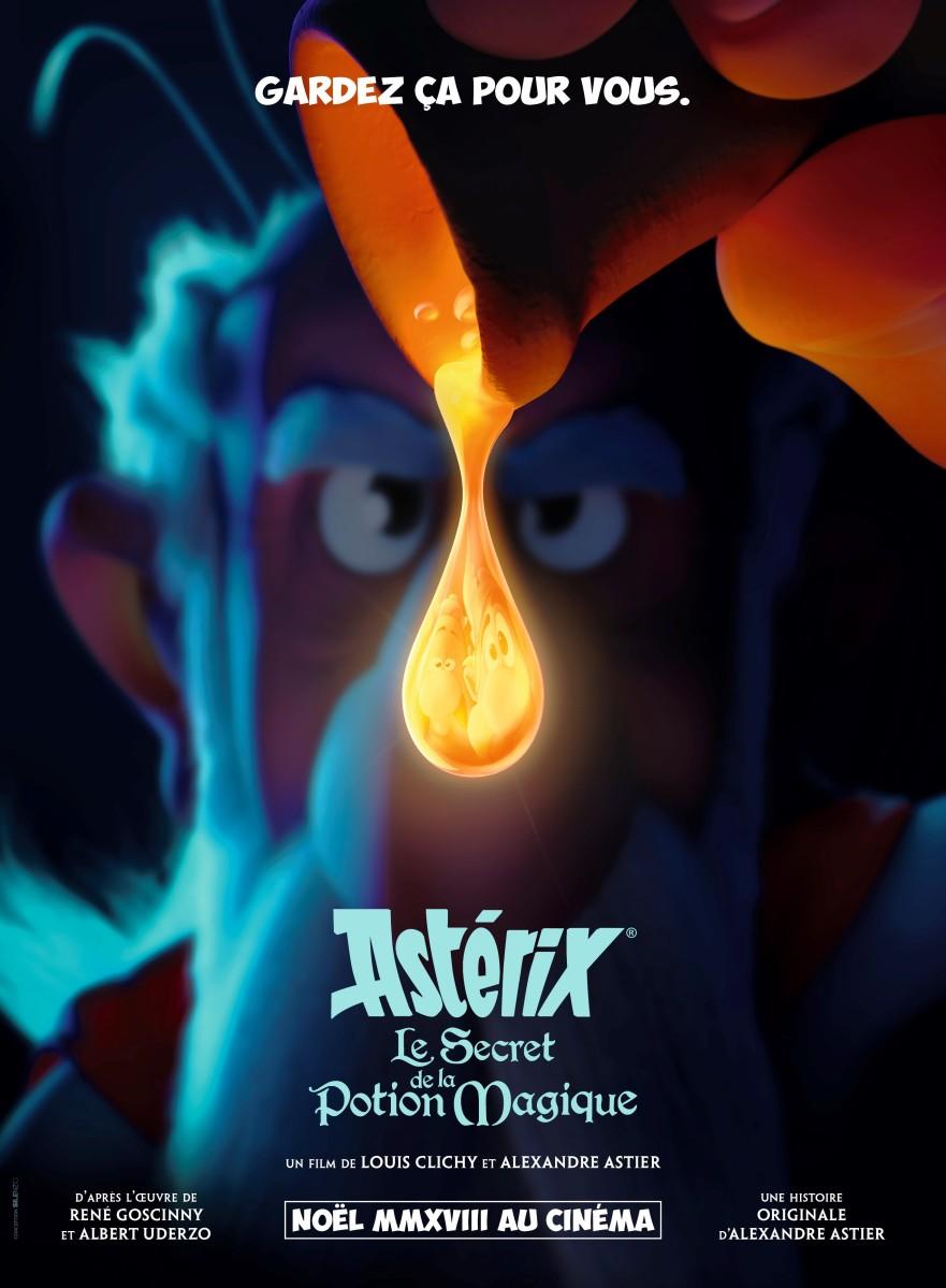 [CRITIQUE] Astérix – Le Secret de la Potion Magique, d'Alexandre Astier et Louis Clichy