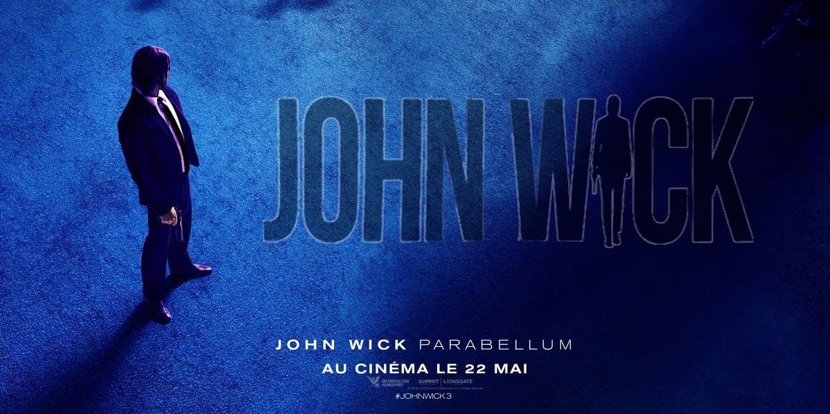 [VIDÉO] John Wick Parabellum : Découvrez la bande-annonce