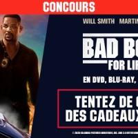 [CONCOURS] Bad Boys For Life : Des Blu-ray, DVD et des cadeaux exclusifs à gagner